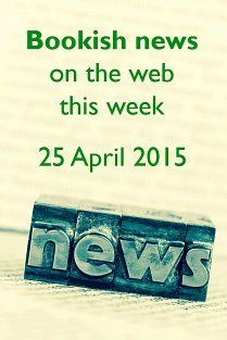 """Bookish news on the web this week - 25 April 2015 from www.thetbrpile.com. Reading: A great reader is ...; Are you a book snob?; Girl, 8, strikes a blow for equality for """"boys only"""" books; Survey: historical fiction survey; Libraries: """"Little Free Library Book"""": guide to a now-worldwide phenomenon; Bruno Mars Uptown Funk parody: Unread Book Top Ten Books, Little Free Libraries, Free Library, Uptown Funk, Book Sculpture, Sculptures, Pet Peeves, Lets Do It, Agatha Christie"""
