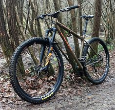 The All Mountain Hardtail Thread. Post up yours. - Page 226- Mtbr.com