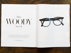 Terry Richardson's Diary | Woody Allen shot by Me for WSJ magazine… out now!