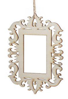 Artminds Wooden Laser Cut Frame Ivy 4 Quot X 6 Quot Pinterest