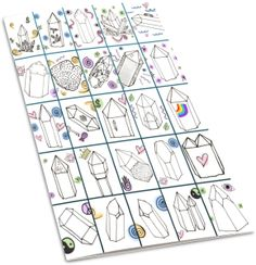 122 Best Crystal Healing Charts Images Healing Stones Crystal Grid Crystal Healing Chart
