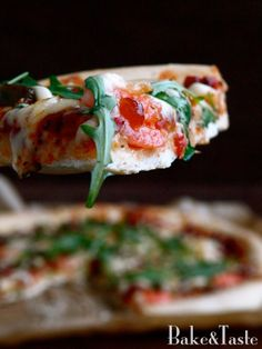 Home made pizza. Comfort food Domowa pizza