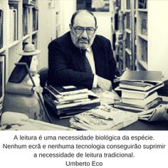 Umberto Eco | Citação