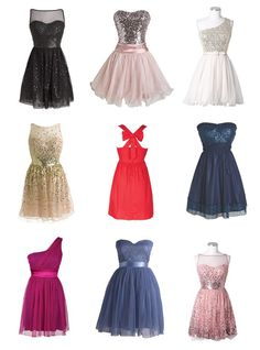 2012 Holiday Party Dresses Winter Formal Dresses New Years Dresses
