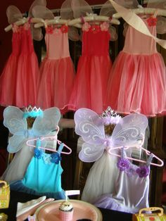 Princess BIrthday Party Ideas.  Fabulous Fairy Princess Party.  Shop for this Fairy Princess Party at www.myprincesspartytogo.com #princessbirthdaypartyideas #fairypartyideas