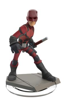 ArtStation - DareDevil on Disney Infinity Style, Anthony Expert