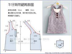 Cool Dress - step by step Photo tutorial - BildanleitungDiy idea how to make tutorial sew little girl tee dressWe sew easily and simply Baby Dress Patterns, Sewing Patterns For Kids, Sewing For Kids, Clothing Patterns, Sewing Baby Clothes, Baby Sewing, Moda Kids, Diy Dress, Little Girl Dresses