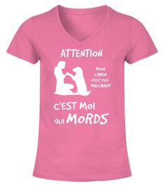 I love coeur West Yorkshire col en V T-shirt
