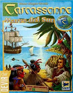 Carcassonne: Mares del Sur http://boardgamegeek.com/boardgame/147303/carcassonne-south-seas