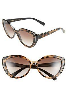 ec1a7c322d Velvet Eyewear  Joie  55mm Cat Eye Sunglasses available at  Nordstrom  Italian Sunglasses
