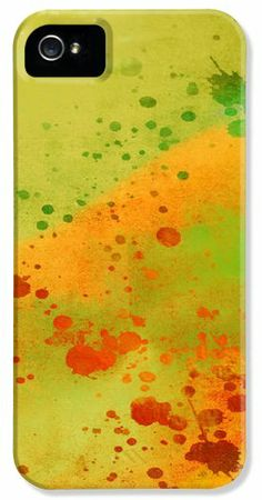 Sunny Side Up - Abstract - Art iPhone5 Case by Ann Powell #cases #cases #iphone5cases