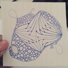 """""""#Zentangle #abstract #art"""""""