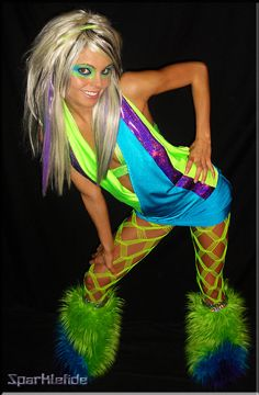 Star Dust Dance Costume by SparkleFide on Etsy, $170.00