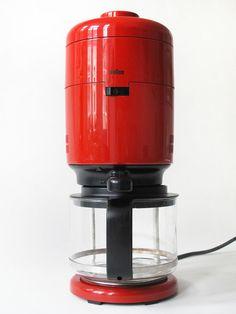 Designklassiker, Braun KF 20, von 1972 von ROOM FULL auf DaWanda.com