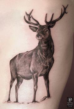 B&g tattoos by Aviv | Spring tattoo
