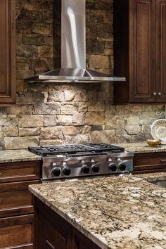 75 best rock backsplash images kitchens rock backsplash washroom rh pinterest com