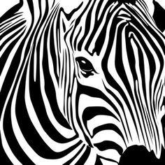 zebra silhouette                                                                                                                                                                                 Más