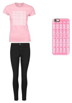 """""""Untitled #72"""" by potterhead-3280 ❤ liked on Polyvore featuring Casetify"""