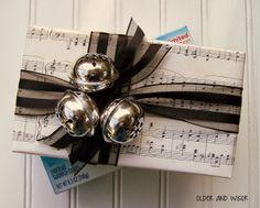 Easy Christmas Teacher Gift - works for neighbors, too!