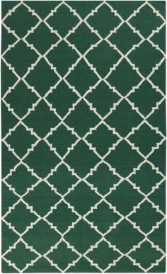 New Frontier flat weave from Surya