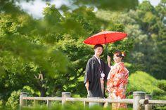【大阪 和装 前撮り】結婚式の前撮り撮影 | 結婚式の写真撮影 ウェディングカメラマン寺川昌宏(ブライダルフォト)