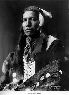Yellow Shirt - Hunkpapa - 1899