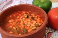 This Greek white bean soup recipe is about as authentically rustically Grecian as it gets! Fasolada really is the national dish of Greece.