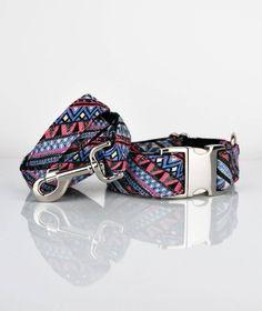 Collar para perro Brott textura Oden