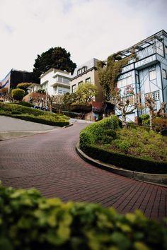 Lombard Street, San Fran