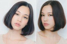 model KIKO MIZUHARA + bob