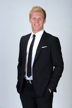 Gabriel Landeskog 2011-12 NHL Calder Trophy (Rookie of the Year) winner and Colorado Avalanche forward. He is also the NHL's youngest captain.