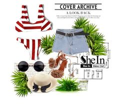 """Shein"" by dajana-miletic ❤ liked on Polyvore"