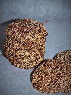 Instantní kakaové sušenky z amarantu Homemade, Home Made, Hand Made