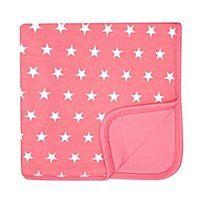 Sternen Babydecke für Mädchen von Bob