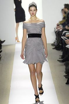 Peter Som Fall 2007 Ready-to-Wear Fashion Show - Patricia Schmid