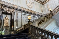 Main staircase of the Marble Palace _BM