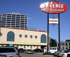 Original El Fenix in downtown Dallas
