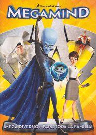Megamind (2010) EEUU. Tom McGrath - DVD ANIM 125