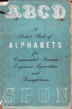 "A Pocket Book of Alphabets look at the ""Ephemera"" album too!  Good stuff!"