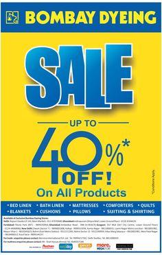 Sale Upto 40% OFF