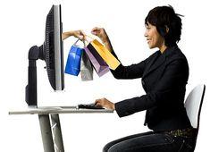 tegenwoordig hoef je niet meer naar de winkel om kleren te kopen. je gaat gewoon naar een website bestelt je kleren en ze worden thuis bezorgd.