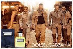 Em 1994 foi lançado o perfume DOLCE & GABBANA POUR HOMME
