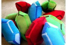 Rupee Pillows