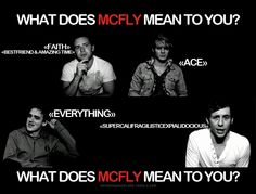 McFLY are the best band in the world :') Music Love, My Music, The 1975 You, Ill Be Ok, Dougie Poynter, Jake Bugg, Lyrics To Live By, No One Loves Me, Movie Quotes