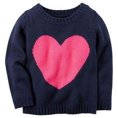 Carter's Toddler Girl Sweater