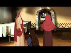 Bible stories for kids - Jesus Christ Raises Lazarus from the Dead ( English Cartoon Animation ) - YouTube