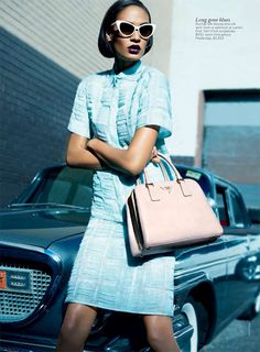 Style Trend: Ladylike 1950s inspired fashion - more lusciousness at http://mylusciouslife.com/a-ladylike-life/