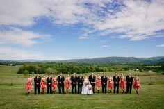 Amanda & Cable's Rustically Elegant Wedding   Heartwood, Abingdon, VA » Natalie Gibbs Photography