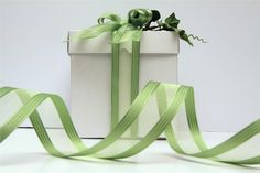 Wire edged ribbon 'Glade' http://stores.ebay.co.uk/Typically-Unique-Flowers-and-Gifts?_rdc=1