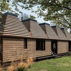 Dezeen Awards 2019 longlist - Cork House, Windsor, UK, by Matthew Barnett Howland, Dido Milne and Oliver Wilton Open Architecture, British Architecture, Newport Street Gallery, Underwater Restaurant, David Chipperfield Architects, Yorkshire Sculpture Park, Council House, Street House, Small Buildings